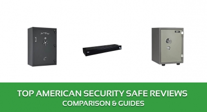 Top 7 American Security Safe Reviews 2018 – Top Picks and Buyer's Guide