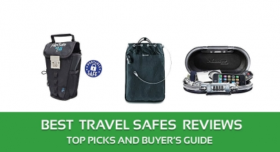 Best Travel Safes Reviews 2018 – Top Picks and Buyer's Guide